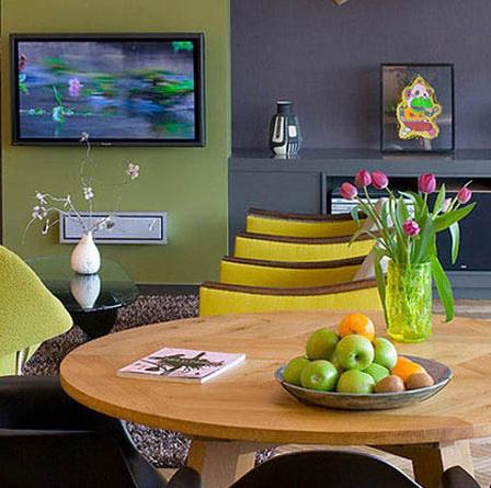 油漆十大品牌 2014家居装修流行什么颜色 邦韵漆为您打造潮