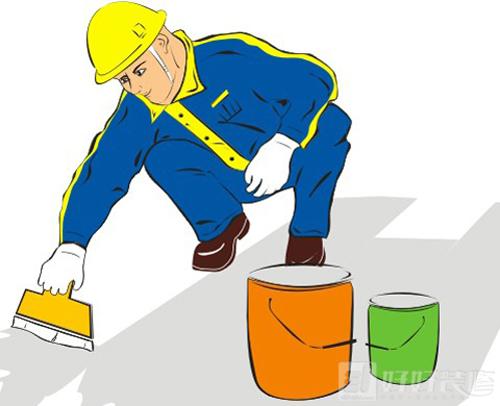 防水涂料施工最常见的几个问题