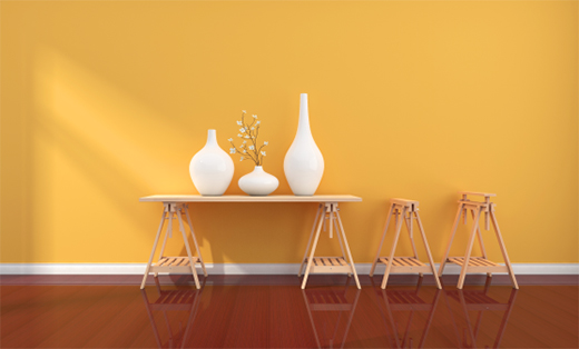 客厅墙面颜色如何选?梨牌涂料为您支招!