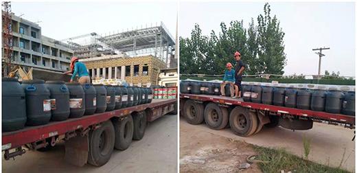 林德漆再次联手山东淄建集团 打造河南平顶山项目